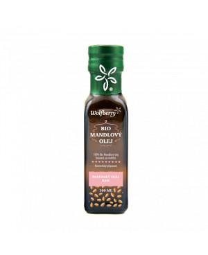 Wolfberry Mandľový olej BIO 100 ml