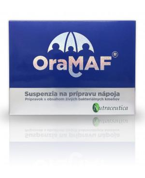 Nutraceutica OraMAF suspenzia 4 x 100g