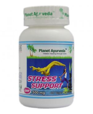 Planet Ayurveda Stress Support 60 kapsúl