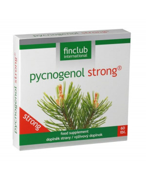 Finclub fin Pycnogenol Strong 60 tabliet