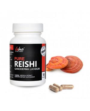 Labesi PURE REISHI červená extrakt 50 kapsúl