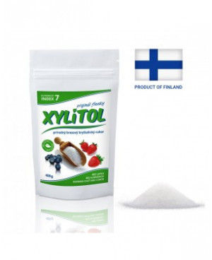 NaturPort Xylitol (brezový cukor) 400g