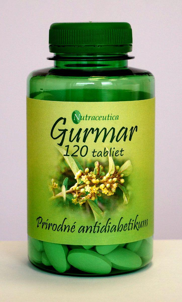 Nutraceutica Gurmar 120 tabliet